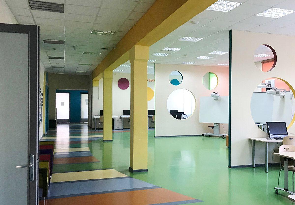 Образовательное пространство в школе