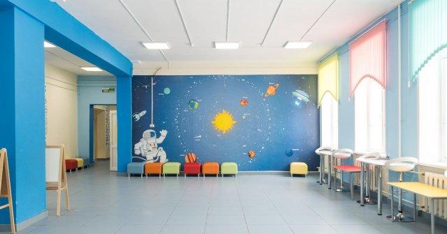 Изображение 4 - дизайн начальной школы.