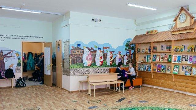 Изображение 1 - Оформление рекреации для начальной школы -История древней руси