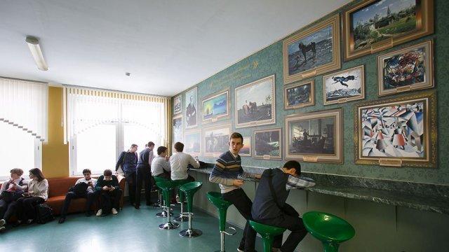 Изображение 14 - оформление актового зала школы