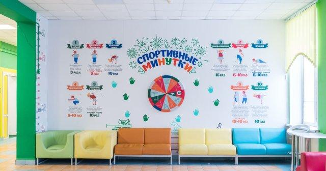 Изображение 14 - дизайн начальной школы.