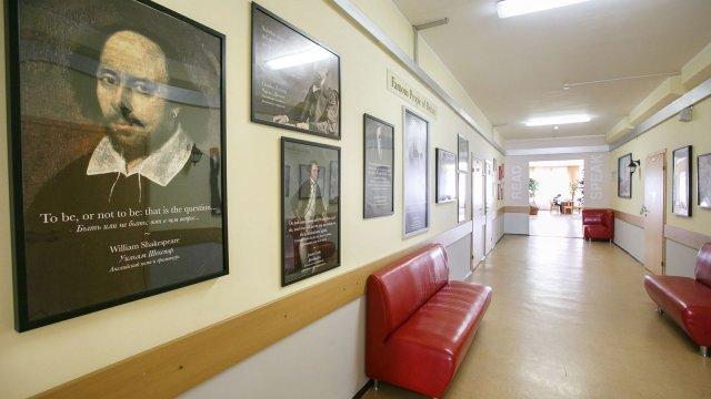 Изображение 4 - оформление школы: лестниц, рекреаций, актового зала, коридоров