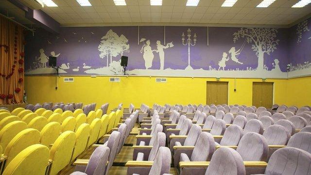 Изображение 5 - оформление актового зала школы