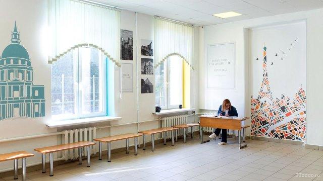 Изображение 12 - оформление коридора школы