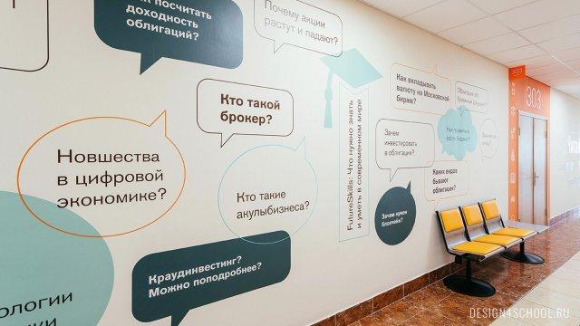 Изображение 7 - Оформление Лицея  Финансового университета