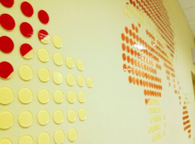 Изображение 3 - оформление стен высшей школы экономики