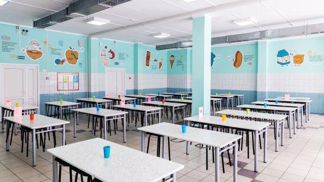Изображение 7 - дизайн интерьера школьной столовой