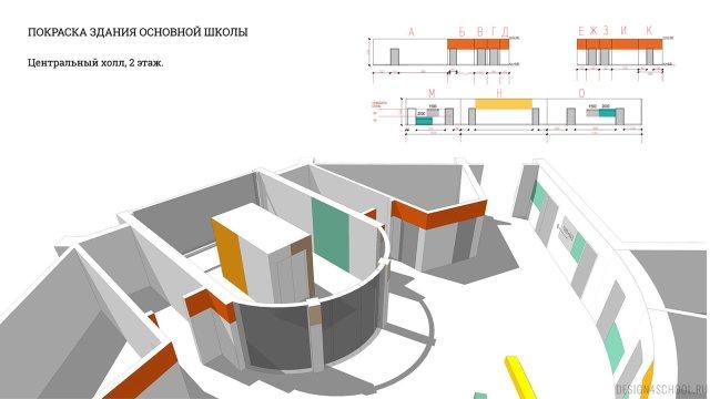 Изображение 13 - проект покраски новой школы
