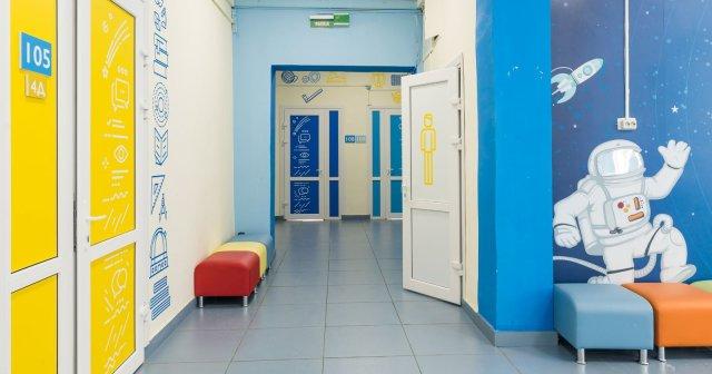 Изображение 9 - дизайн начальной школы.
