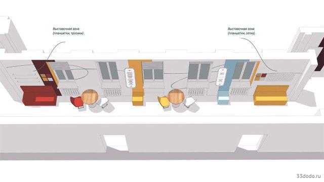 Изображение 18 - оформление коридора школы