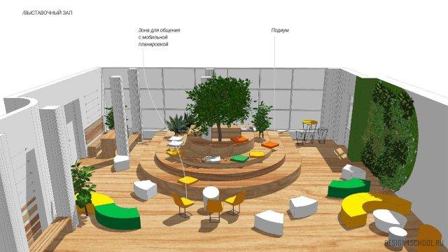 Изображение 10 - Фирменный стиль и концепт образовательного пространства в физико-математическом лицея.