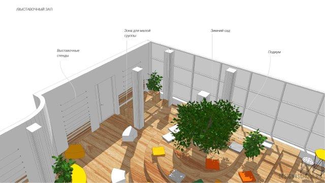 Изображение 9 - Фирменный стиль и концепт образовательного пространства в физико-математическом лицея.
