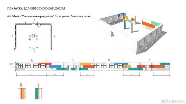 Изображение 19 - проект покраски новой школы