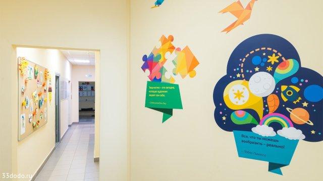 Изображение 19 - дизайн стен для центра поддержки семьи и детства