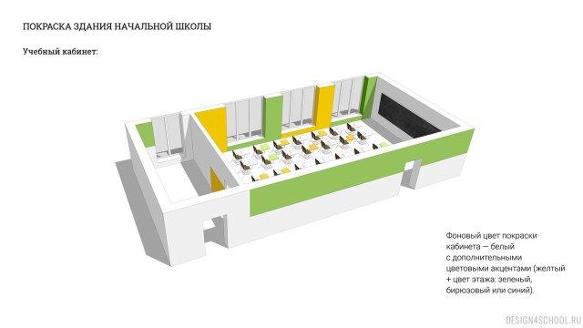Изображение 9 - проект покраски новой школы
