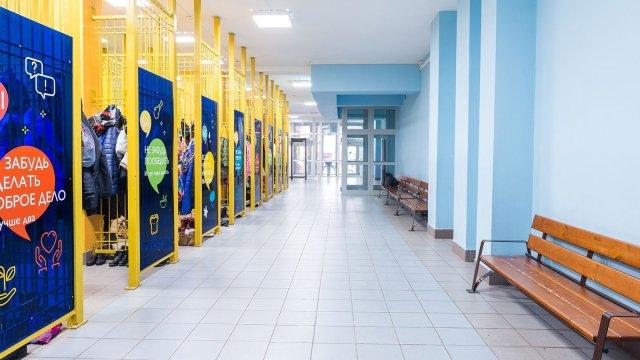 Изображение 16 - оформление 1-го этажа  СОШ №17