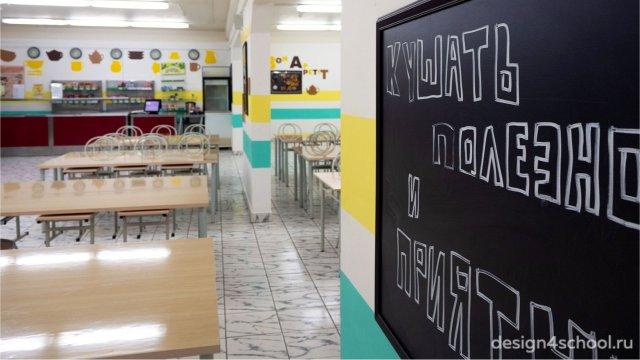Изображение 7 - дизайн школьной столовой