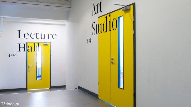 Изображение 6 - дизайн навигации стен в Британской высшей школе дизайна
