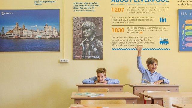 Изображение 5 - дизайн кабинетов английской школы