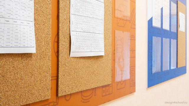 Изображение 12 - дизайн стен столовой старшей школы
