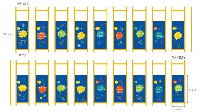 Изображение 2 - оформление 1-го этажа  СОШ №17