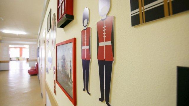 Изображение 7 - оформление школы: лестниц, рекреаций, актового зала, коридоров