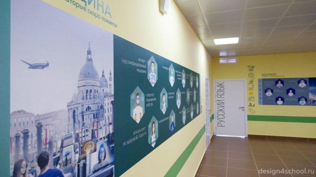 Изображение 14 - правильное оформление новый школы