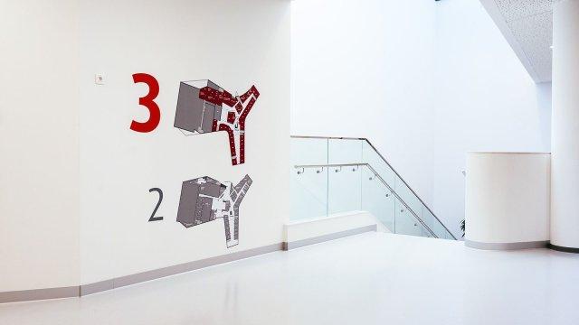 Изображение 11 - Навигация в школе