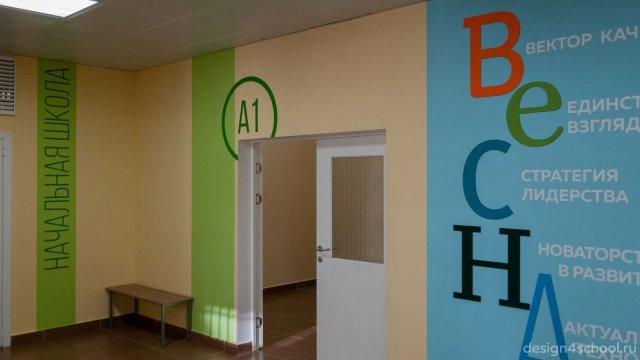 Изображение 1 - правильное оформление новый школы