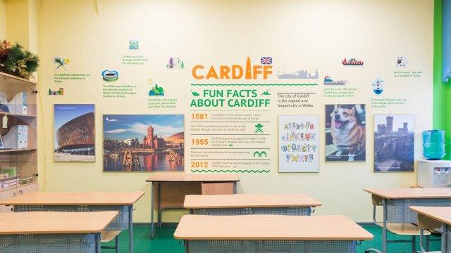 Изображение 10 - дизайн кабинетов английской школы