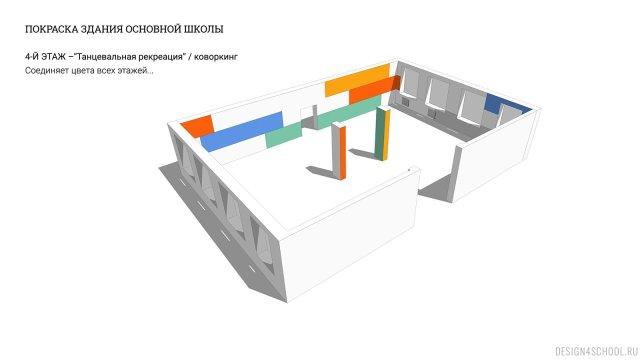 Изображение 18 - проект покраски новой школы