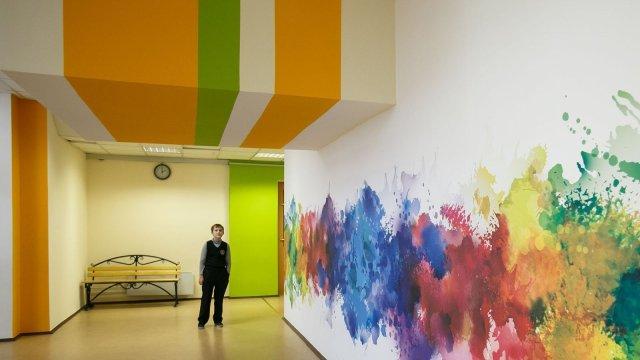 Изображение 28 - оформление школы: лестниц, рекреаций, актового зала, коридоров