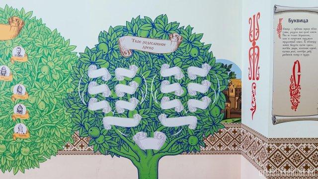 Изображение 4 - Оформление рекреации для начальной школы -История древней руси