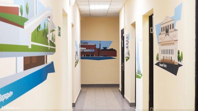 Изображение 15 - дизайн стен для центра поддержки семьи и детства