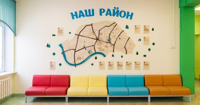 Изображение 10 - дизайн начальной школы.