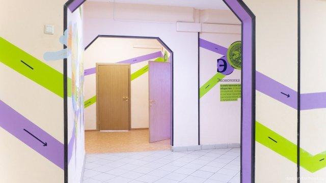 Изображение 8 - оформление холла школы, гардероб и стенды