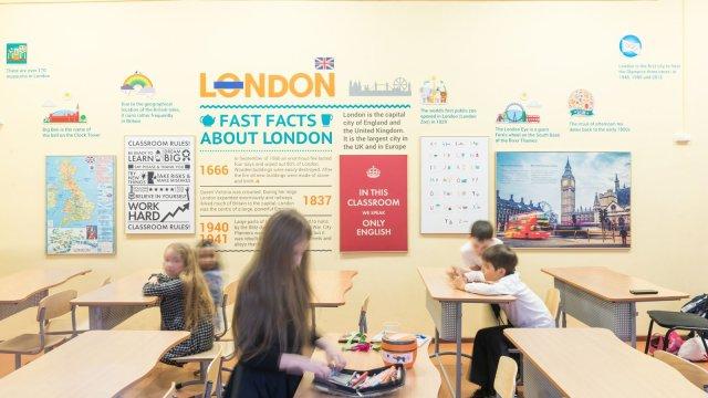 Изображение 9 - дизайн кабинетов английской школы