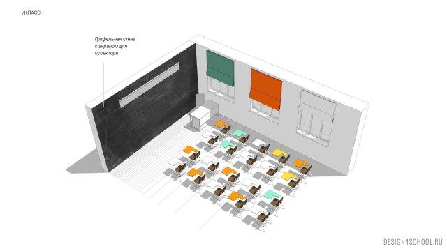 Изображение 15 - Фирменный стиль и концепт образовательного пространства в физико-математическом лицея.