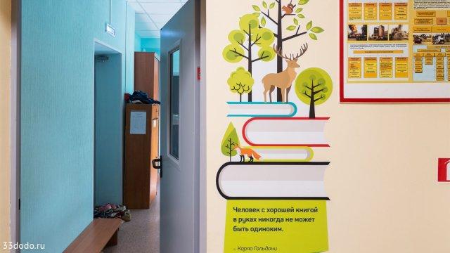 Изображение 17 - дизайн стен для центра поддержки семьи и детства