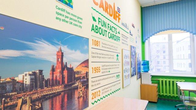 Изображение 11 - дизайн кабинетов английской школы