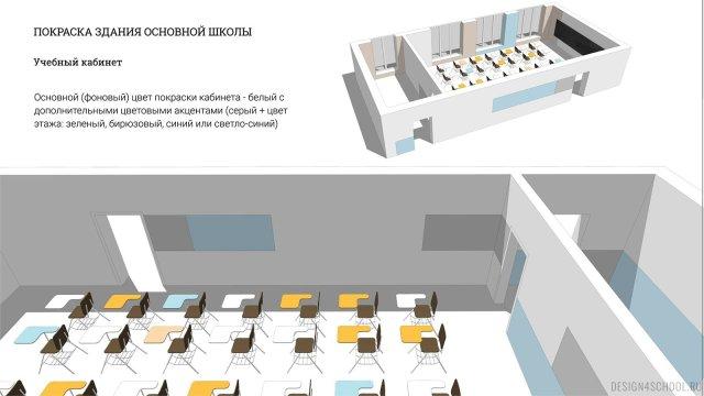 Изображение 16 - проект покраски новой школы