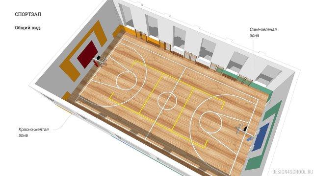 Изображение 23 - проект покраски новой школы