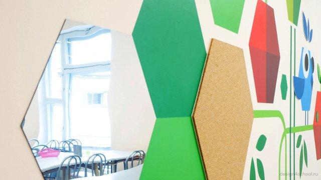 Изображение 11 - оформление школьной  столовой  фото