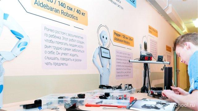Изображение 10 - Рекреация роботов, атласа профессий и лестницы