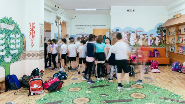 Изображение 9 - Оформление рекреации для начальной школы -История древней руси