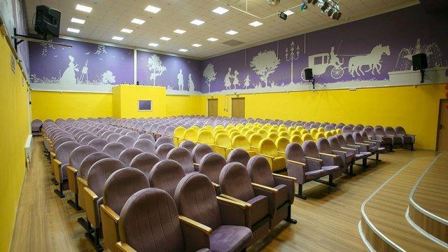 Изображение 2 - оформление актового зала школы