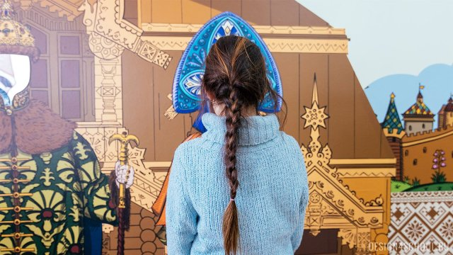 Изображение 8 - Оформление рекреации для начальной школы -История древней руси