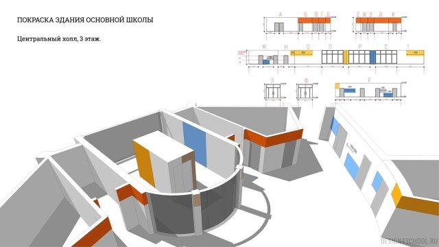 Изображение 14 - проект покраски новой школы