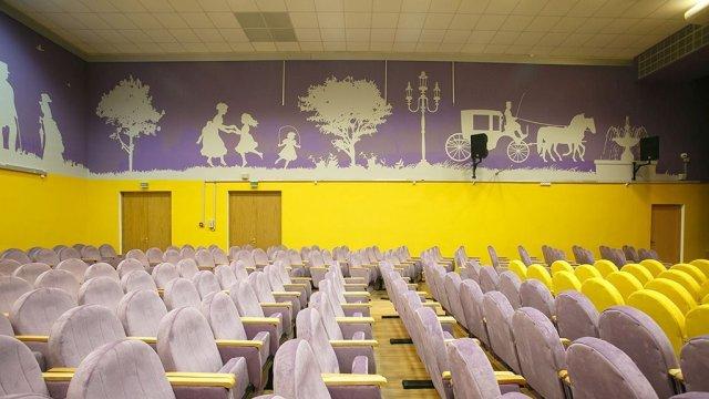 Изображение 4 - оформление актового зала школы