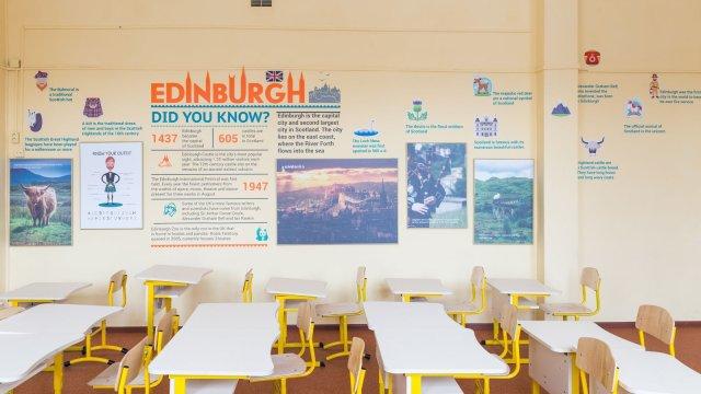 Изображение 8 - дизайн кабинетов английской школы